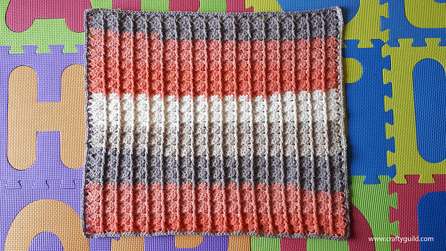 Caron Cake Baby Blanket Free Crochet Pattern | DailyCrochetIdeas