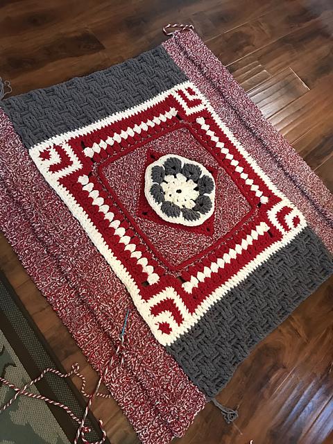 Bernat Blanket Free Crochet Pattern Dailycrochetideas
