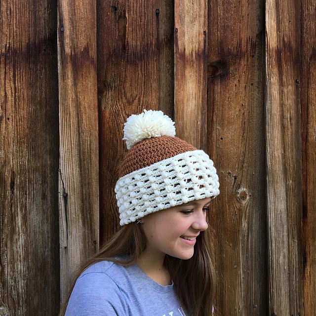 Brimmed Hat Free Crochet Pattern Dailycrochetideas