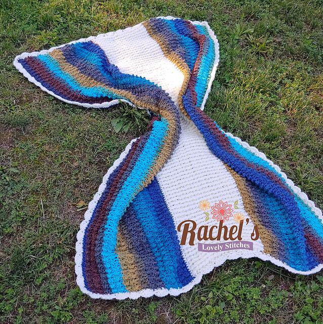Navajo Blanket Free Crochet Pattern Dailycrochetideas