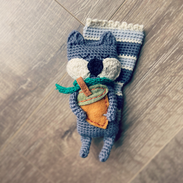 Amigurumi squirrel crochet pattern | Amigurumi pattern, Crochet ... | 640x640