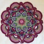 Satu Mandala Free Crochet Pattern2