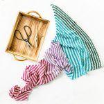Blank Space Shawl Free Crochet Pattern2