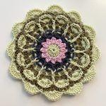 Jaina Mandala Free Crochet Pattern2