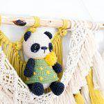 Little Panda Free Crochet Pattern2