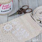 Phone Purse Free Crochet Pattern