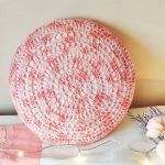 Sweetpea Pillow Free Crochet Pattern