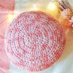 Sweetpea Pillow Free Crochet Pattern2