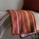 Temperature Blanket Free Crochet Pattern
