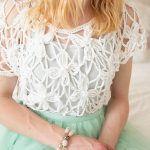 Dogwood Top Free Crochet Pattern