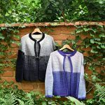 Fade to Light Jacket Free Crochet Pattern