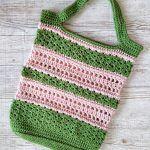 Laica Market Bag Free Crochet Pattern