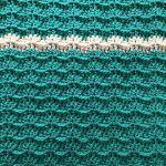 Little Waves Everywhere Blanket Free Crochet Pattern2