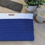 Oceano Laptop Case Sleeve Free Crochet Pattern