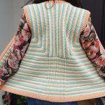 Simple Vest Free Crochet Pattern2