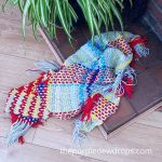 Tartan Blanket Free Crochet Pattern2