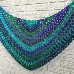 The Witching Hour Shawl Free Crochet Pattern