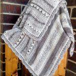 Tottini Blanket Free Crochet Pattern