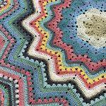 Spring Mixers Blanket Free Crochet Pattern
