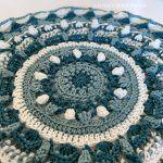 Cupcake Mandala Free Crochet Pattern2