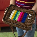 Please Stand By Bag Free Crochet Pattern