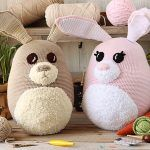 Weighted Snuggle Bunny free Crochet Pattern