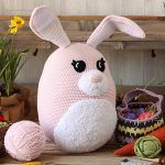 Weighted Snuggle Bunny free Crochet Pattern2