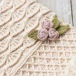 Antique Lace Wedding Bag Free Crochet Pattern2