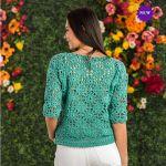 Bernat Top Free Crochet Pattern2