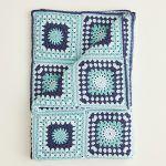 Granny Square Blanket Free Crochet Pattern2