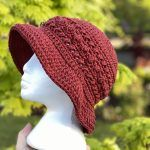 Kisses Sun Hat Free Crochet Pattern