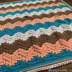 6-Day Viral Kid Blanket Free Crochet Pattern