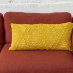 Fair Folk Pillow Free Crochet Pattern