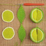 Fruity Segment Balls Free Crochet Pattern2