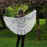 Gina Shawl Free Crochet Pattern