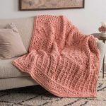 Sparkle Sampler Blanket Free Crochet Pattern