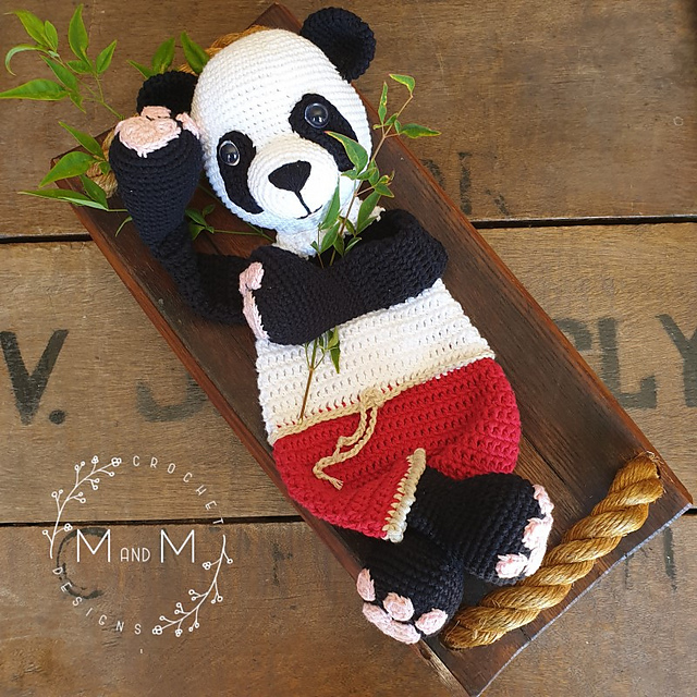 Panda – Amigurumi Patterns | 640x640