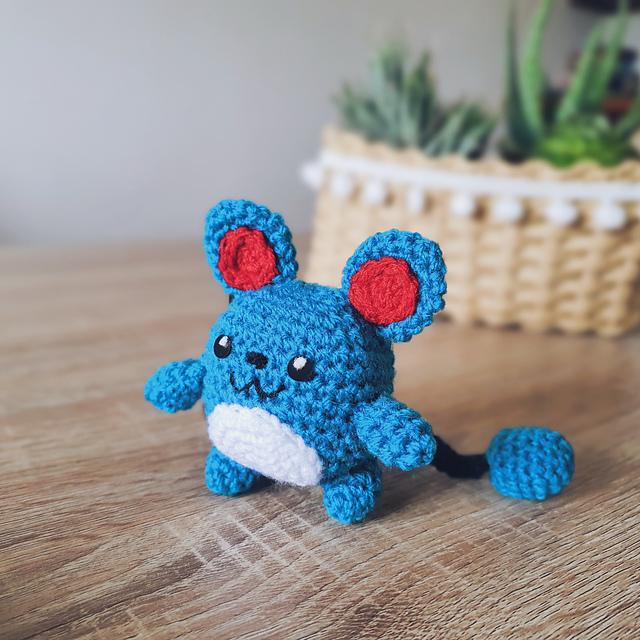 Pikachu-Inspired Crochet Pattern | FaveCrafts.com | 640x640