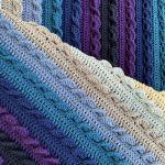 The Pure Shoes Blanket Free Crochet Pattern