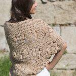 Bolero Barcelona Free Crochet Pattern