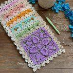 Easter Egg Square Free Crochet Pattern2