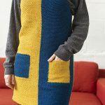 Ferris Smock Dress Free Crochet Pattern