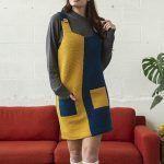 Ferris Smock Dress Free Crochet Pattern2