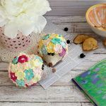 Flower Hedgehog Toy Free Crochet Pattern