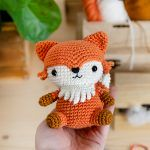 Francis Fox Free Crochet Pattern2