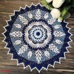 Grace of God Doily Free Crochet Pattern2