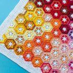 Little Lily Baby Blanket Free Crochet Pattern2