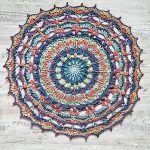 Mlathi Mandala Free Crochet Pattern
