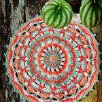 Mlathi Mandala Free Crochet Pattern2