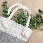 Modern Bag Free Crochet Pattern2